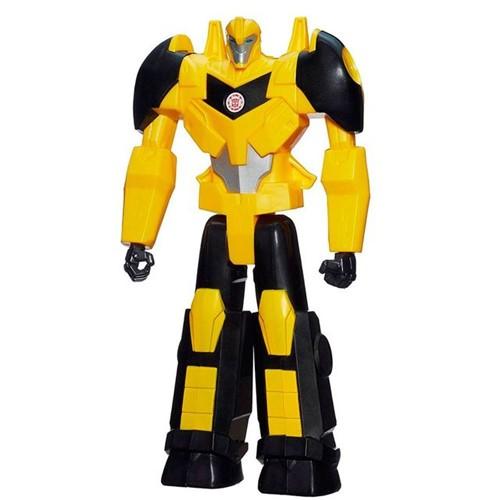 Boneco Transformers Titan Hero Hasbro Bumblebee Bumblebee