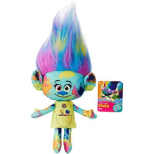 Boneco Trolls Pelúcia B6566/B7618 - Hasbro