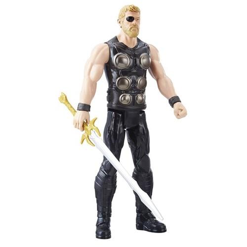 Boneco Vingadores Guerra Infinita 30cm - Thor E1424 - HASBRO