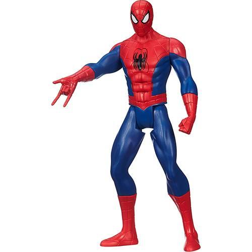 Boneco Web Warriors Spiderman Titan Hero Eletrônico - Hasbro
