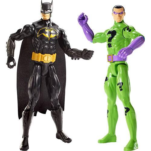 Bonecos Batman Vs Charada - Mattel