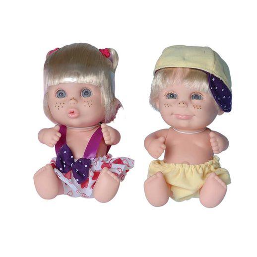 Bonecos Bebês Gêmeos - Candide