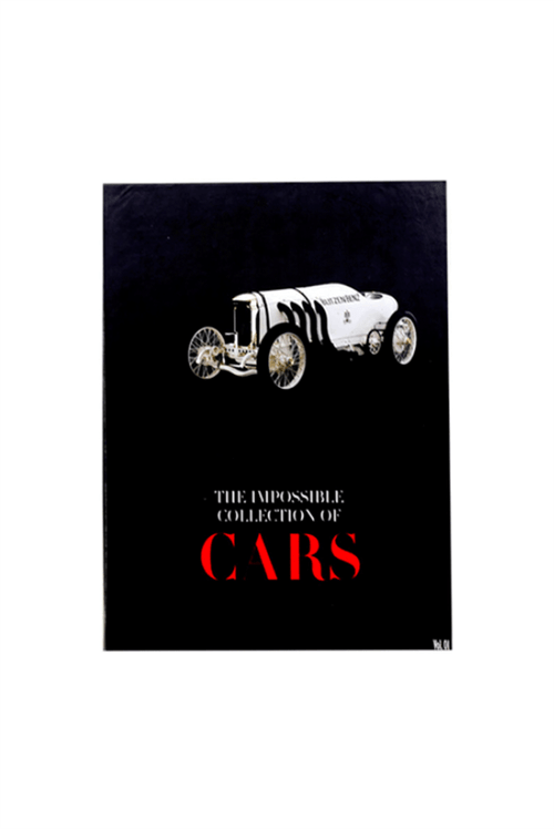 Book Box The Impossible Collection Of Cars