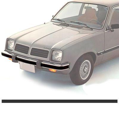 Borachão do Parachoque Dianteiro - Chevette 1980 a 1982