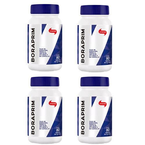 Boraprim - 4x 60 Cápsulas - Vitafor