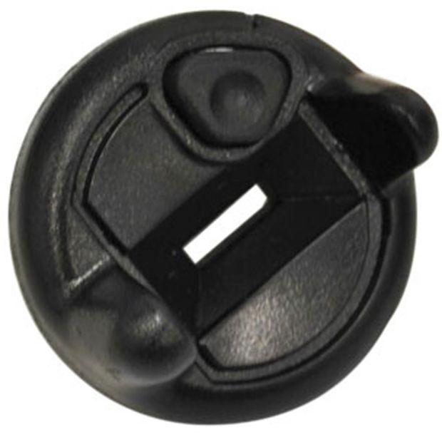 Borboleta Cilindro Chave com Transponder - Un41373 S10 /blazer