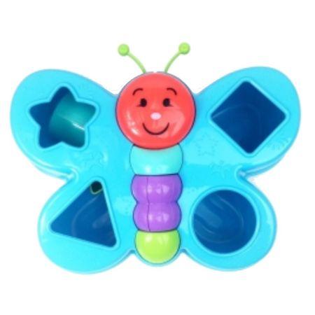 Borboleta Espoleta Calesita Azul