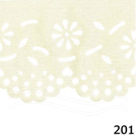 Bordado Marilda Mod. 09 Bordadão Ultra - Liso 201 - Amarelo