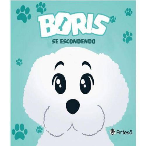 Boris se Escondendo