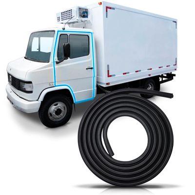 Borracha da Porta Caminhão Mercedes Benz 709 710 712 912 914 1218 1418 1618