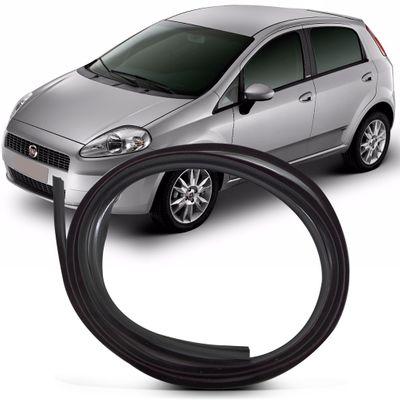 Borracha do Parabrisa Dianteiro - Fiat Punto Linea 2007 a 2016