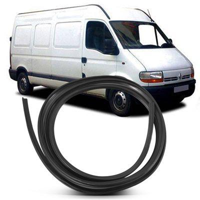 Borracha do Prabrisa Dianteiro - Renault Master 2002 a 2009