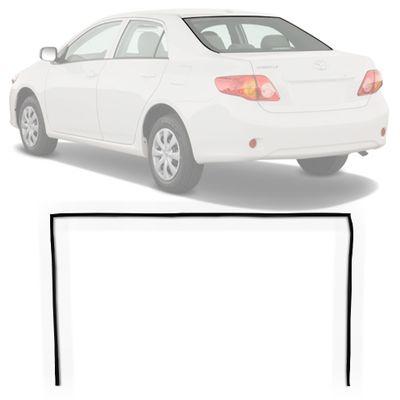 Borracha do Vidro Traseiro Vigia Toyota Corolla 2009 a 2014