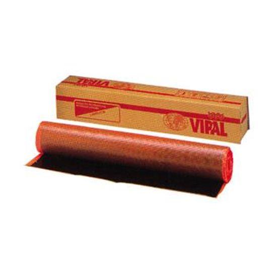 Borracha Laminada 750 X 1 5Mm Rolo de 10 Kg - Laminada - Vipal