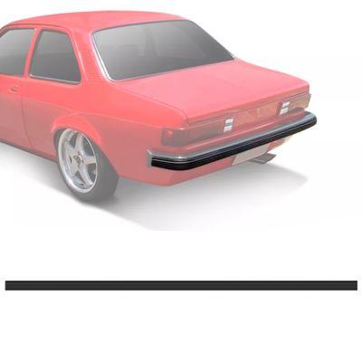 Borrachão do Parachoque Traseiro - Chevette 1980 a 1982