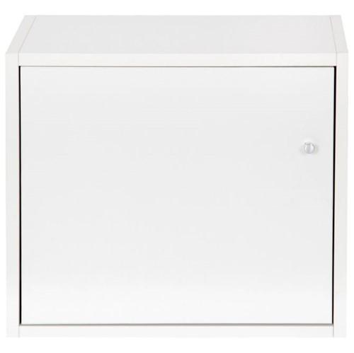 Boss Nicho C/ 1 Porta P/estante 40x34 Branco