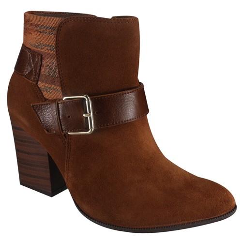 Bota Ankle Boot Ramarim Total Comfort 16-16131 1616131