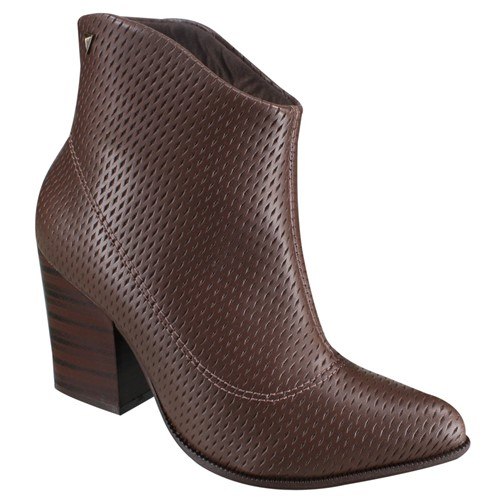 Bota Ankle Boot Ramarim Total Comfort 16-16140 1616140