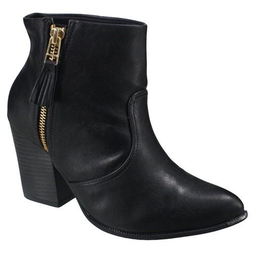 Bota Ramarim Total Comfort Ankle Boot 17-16108 000009 1716108000009