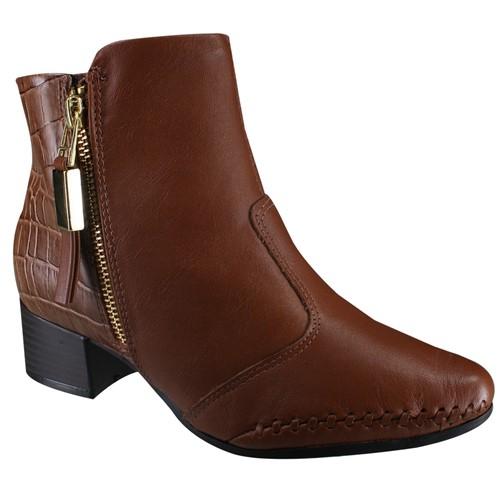 Bota Ankle Boot Ramarim Total Comfort 17-57101 1757101