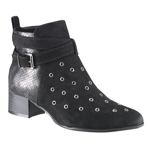 Bota Ramarim Total Comfort Ankle Boot 17-59102 1759102
