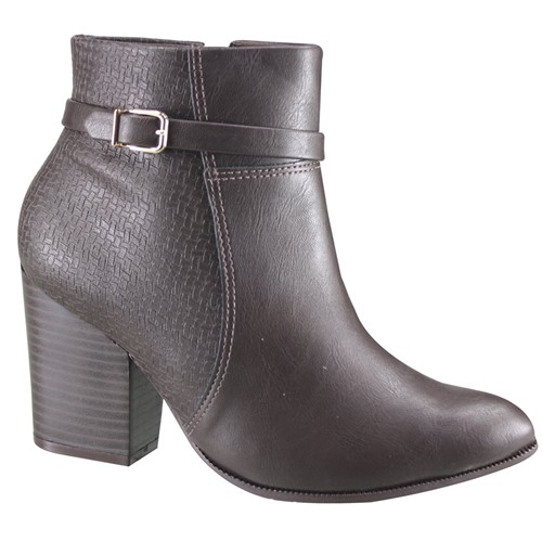 Bota Ramarim Total Comfort Ankle Boot 18-169101 000006 18169101000006