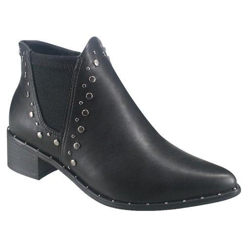 Bota Ankle Boot Ramarim Total Comfort 18-54102 000001 1854102000001