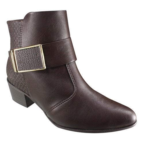 Bota Ramarim Total Comfort Ankle Boot 18-58101 000010 1858101000010