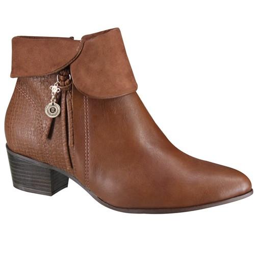 Bota Ankle Boot Ramarim Total Comfort 18-58105 000003 1858105000003