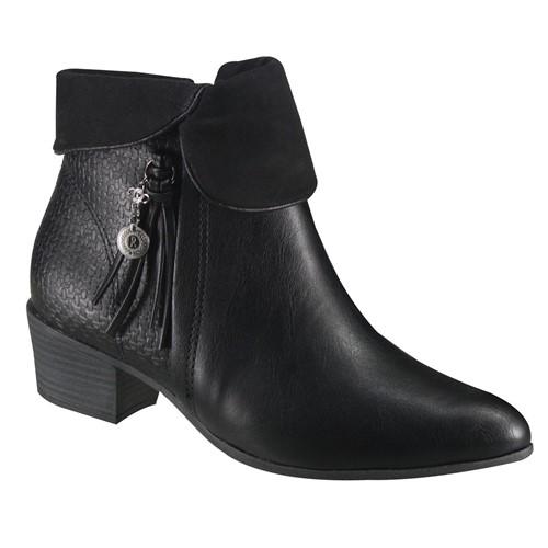 Bota Ramarim Total Comfort Ankle Boot 18-58105 000002 1858105000002