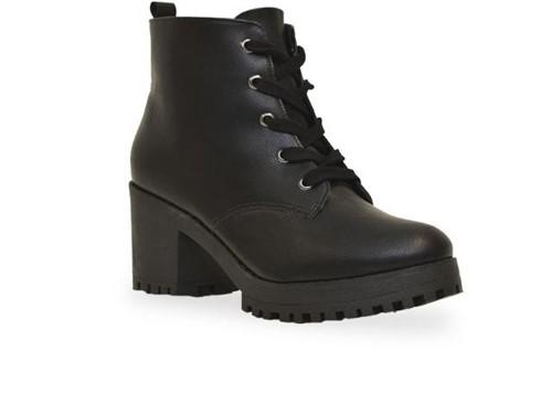 Bota Bebece Ankle Boot Preto