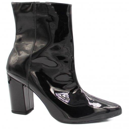 Bota Cano Curto Zariff Shoes Verniz 2823704 | Betisa