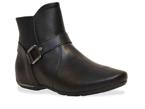 Bota Comfortflex Ankle Boot Preto