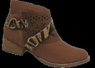Bota Coturno Tanara N7062 | Dtalhe Calçados