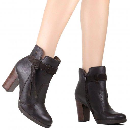 Bota Cravo e Canela Ankle Boot   Betisa