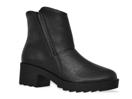 Bota Crysalis Ankle Boot Preto