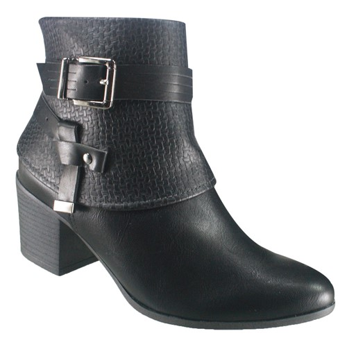 Bota Feminina Ankle Boot Ramarim 18-64102 000002 1864102000002
