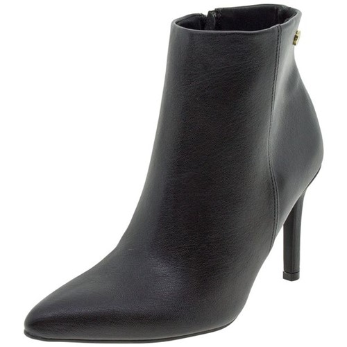 Bota Feminina Ankle Boot Vizzano - 3049219 Preto 34