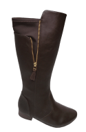 Bota Feminina Montaria Comfortflex 1790304 | Dtalhe