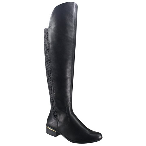 Bota Feminina Over Knee Comfortflex 17-69305 000016 1769305000016