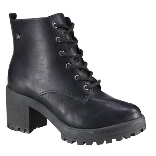 Bota Feminina Ramarim Ankle Boot 15-56101 000001 1556101000001