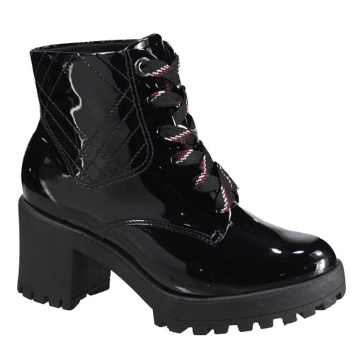 Bota Feminina Ramarim Ankle Boot 19-56102 000001 1956102000001