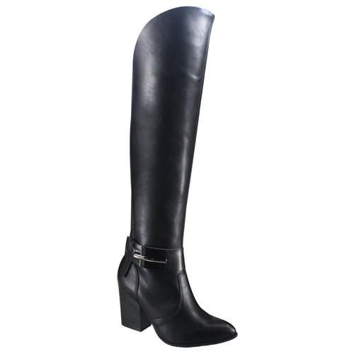 Bota Ramarim Over Knee Total Comfort Feminina 18-16104 000001 1816104000001
