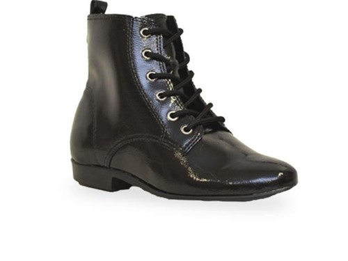 Bota Moleca Ankle Boot Preto