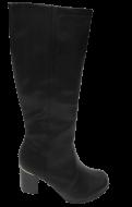 Bota Montaria Cano Longo Feminina Comfortflex 1797306 | Dtalhe
