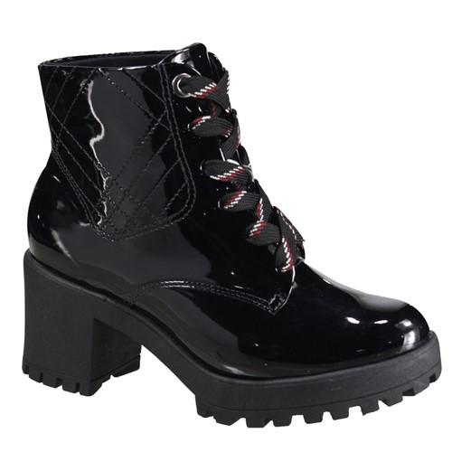Bota Ramarim Ankle Boot Feminina 19-56102 000001 1956102000001