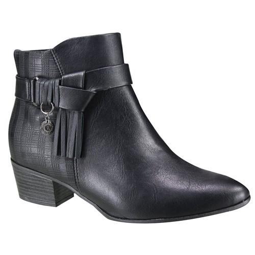 Bota Ramarim Ankle Boot Feminina 19-59102 000002 1959102000002