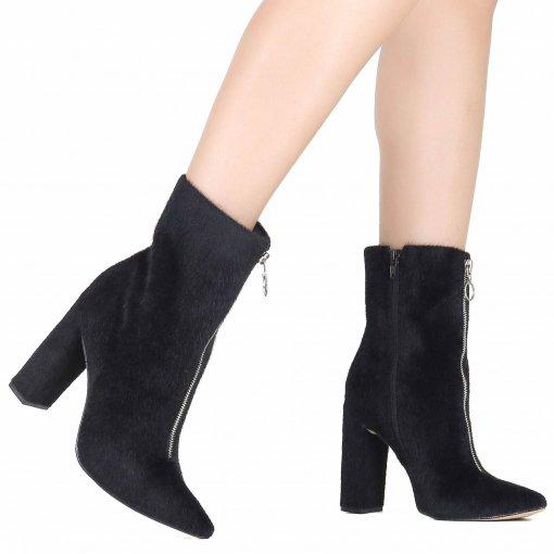 Bota Zariff Ankle Boot Pelo | Betisa
