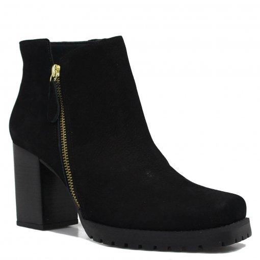 Bota Zariff Shoes Coturno Zíper 3797903 | Betisa
