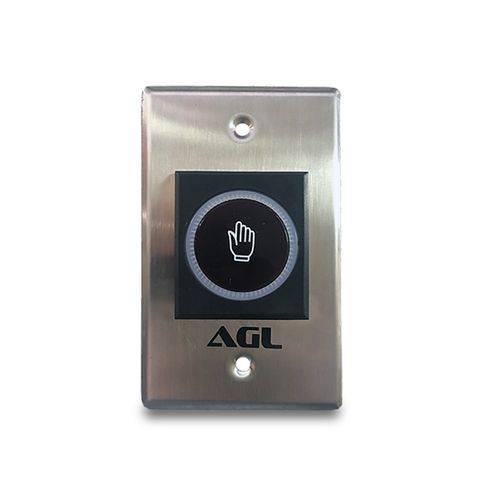 Botão Acionador Infra No-touch P/ Fechaduras 12v Agl - Ip65